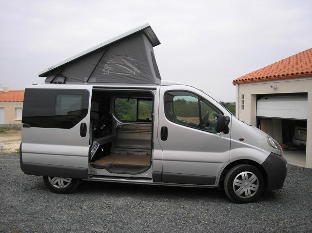 fourgon toit relevable occasion moto plein phare. Black Bedroom Furniture Sets. Home Design Ideas