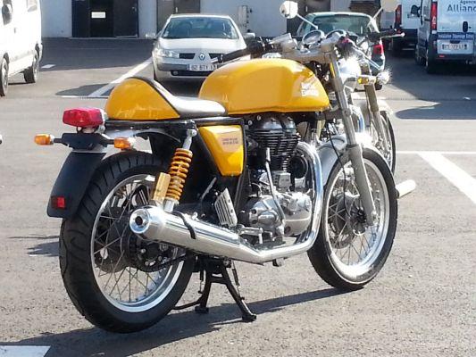 moto vintage occasion moto plein phare. Black Bedroom Furniture Sets. Home Design Ideas