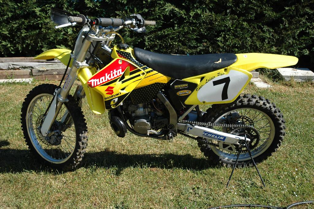 motocross d'occasion