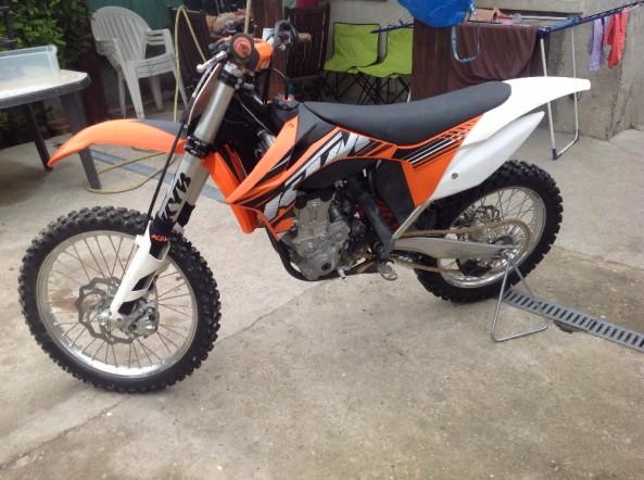 motocross a vendre d'occasion