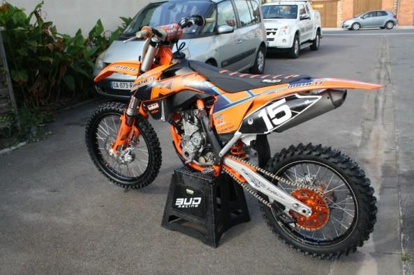 motocross neuve