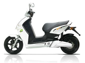 scooter electrique sans permis moto plein phare. Black Bedroom Furniture Sets. Home Design Ideas