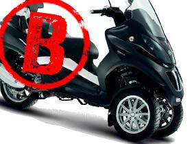 quel scooter avec permis b moto plein phare. Black Bedroom Furniture Sets. Home Design Ideas