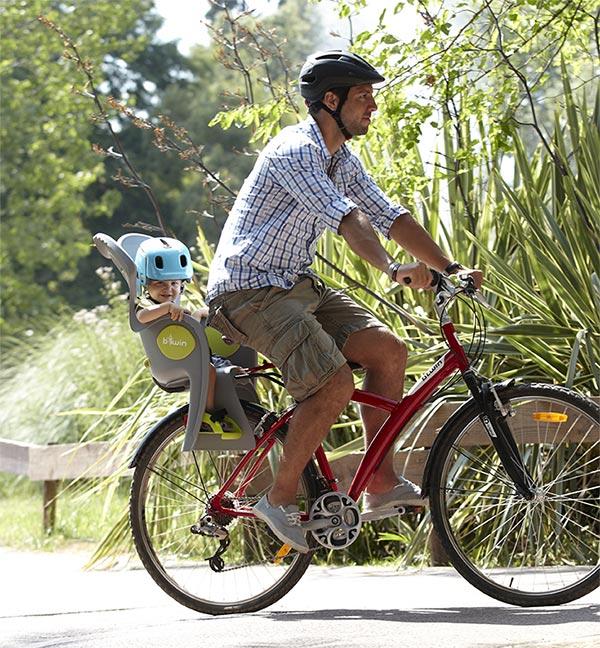 Trycycle Enf Archives Page Of Moto Plein Phare - Porte bébé pour vélo