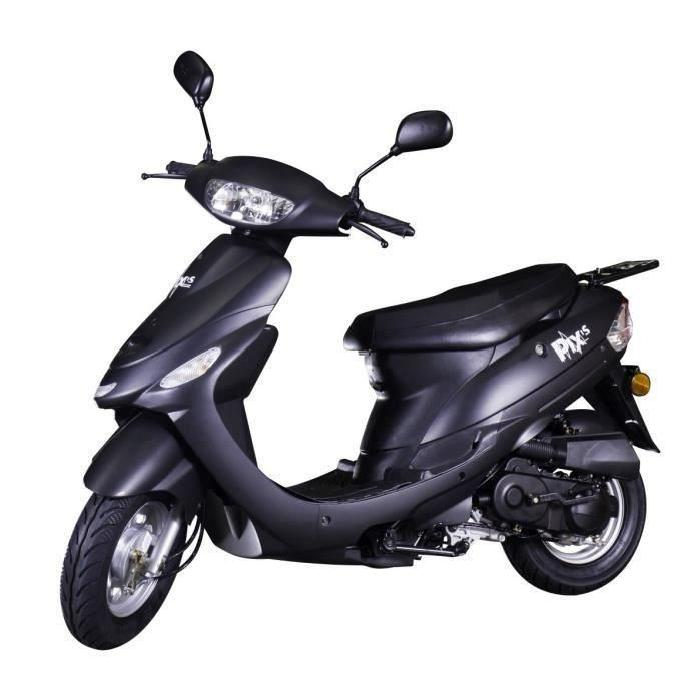 scooter 80 cm3 sans permis moto plein phare. Black Bedroom Furniture Sets. Home Design Ideas