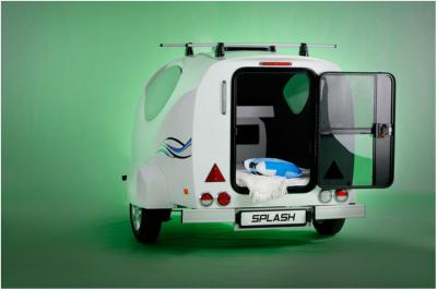 caravane neuve 2 places moto plein phare. Black Bedroom Furniture Sets. Home Design Ideas