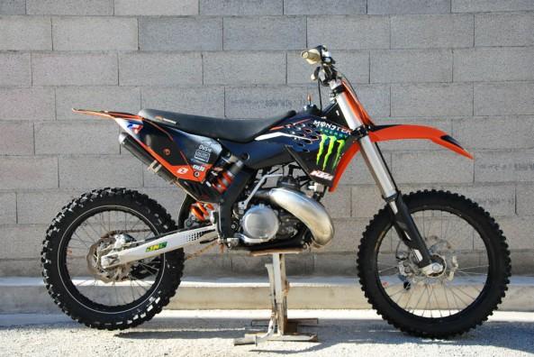 moto cross a vendre 250 moto plein phare
