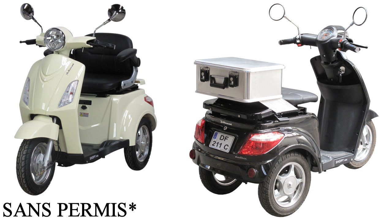 scooter 50 sans permis moto plein phare. Black Bedroom Furniture Sets. Home Design Ideas
