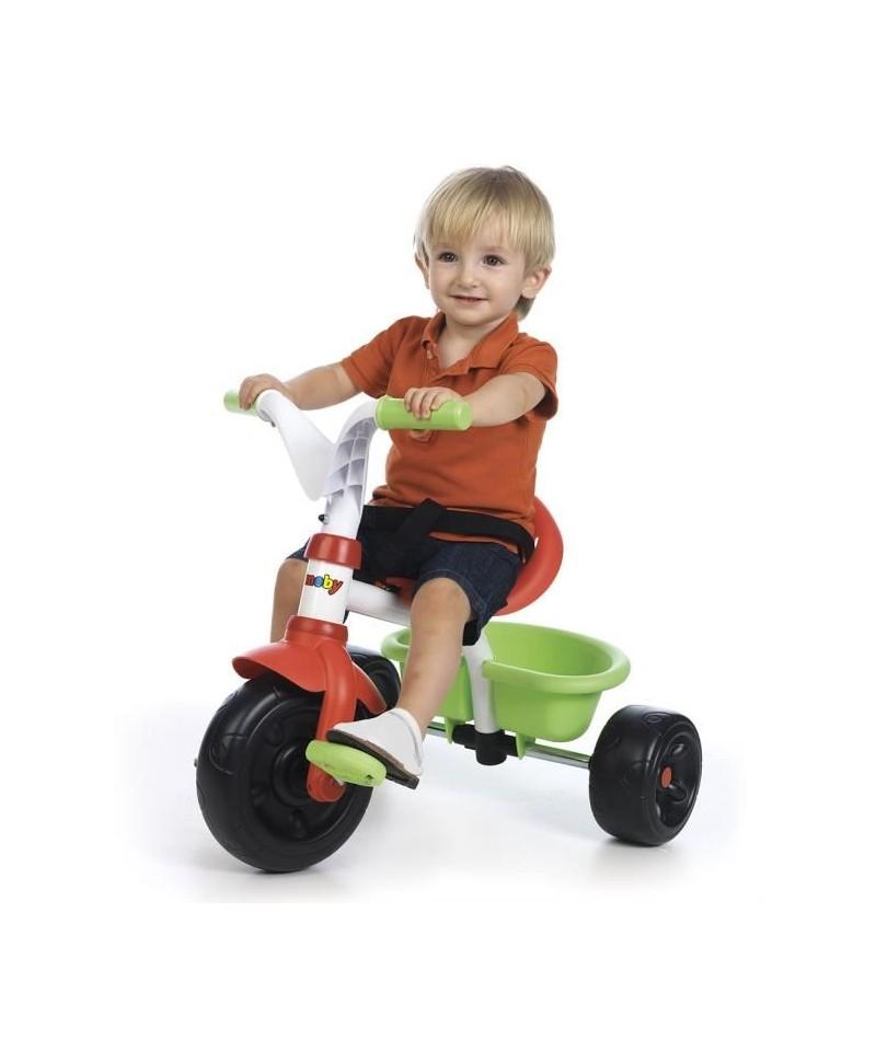 Tricycle Be Fun Smoby Moto Plein Phare